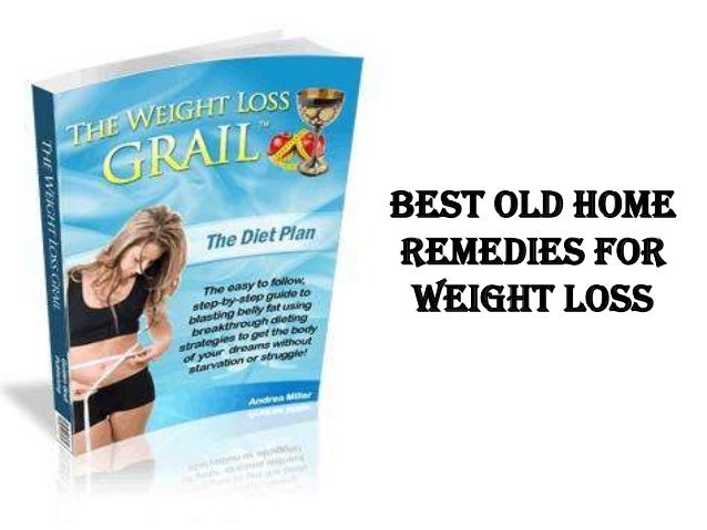Best Old HomeRemedies For Weight Loss