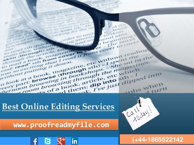 online english proofreading and editorial service Proofreadingpal offers professional proofreading and editing services every document is edited by two proofreaders and backed with a satisfaction guarantee.