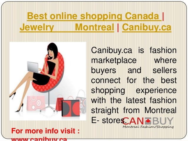 Best online shopping canada