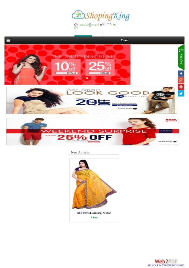 Best online shopping sites in noida shopingking for Best online retail sites