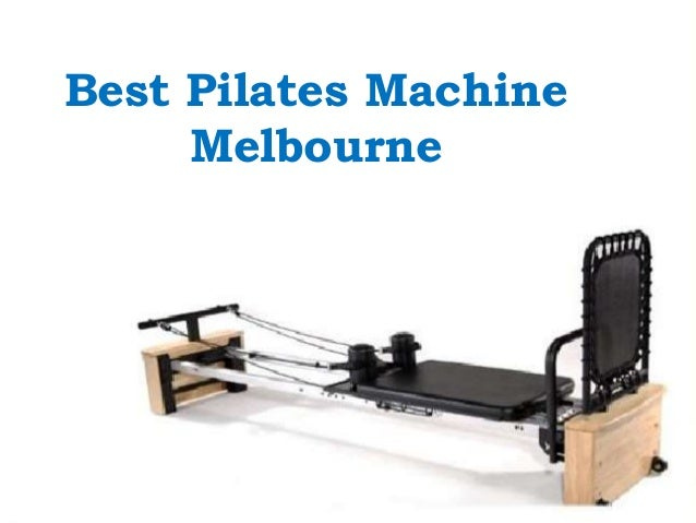 what is a pilates machine