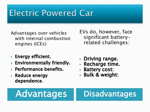 Hybrid Electric Vehicles An Evaluation Essay