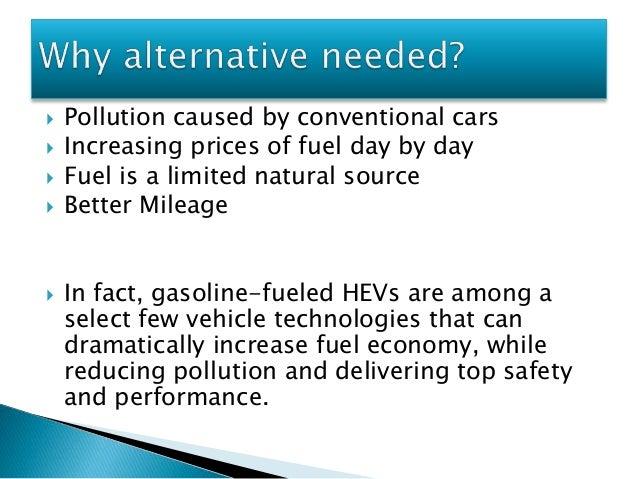 hybrid engine seminar report pdf