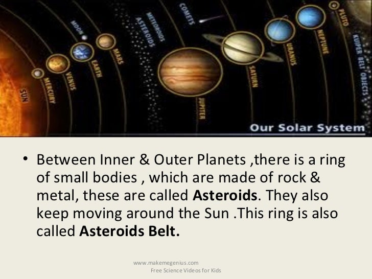 Best Ppt On Solar System