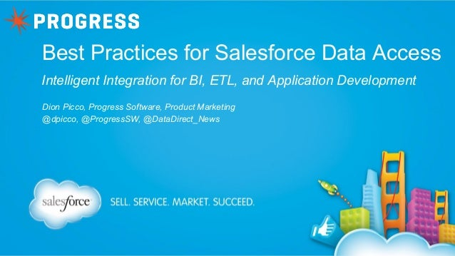 Best Practices for Salesforce Data Access