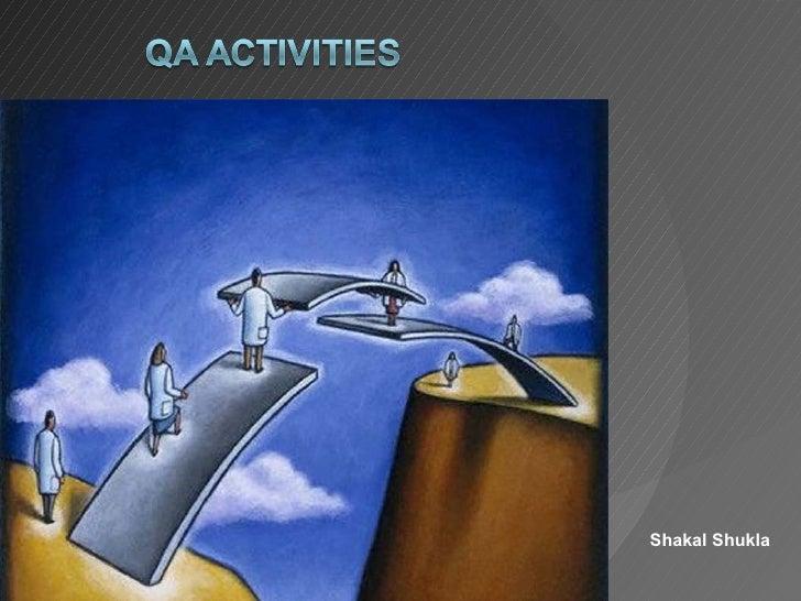 Best practices   quality assurance