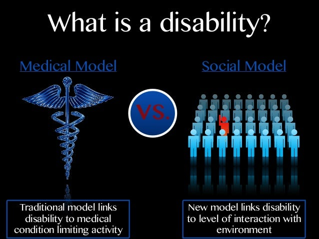 medical and social models of disability essay
