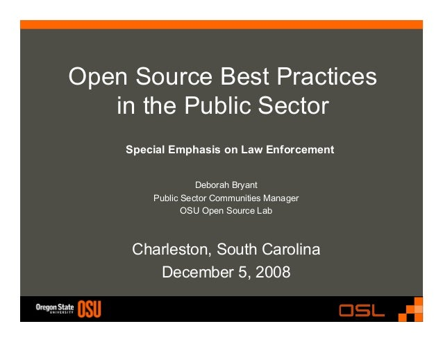 Best practices gov oss collab
