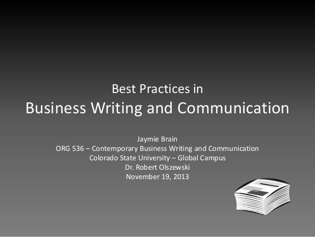 top communications college company writing