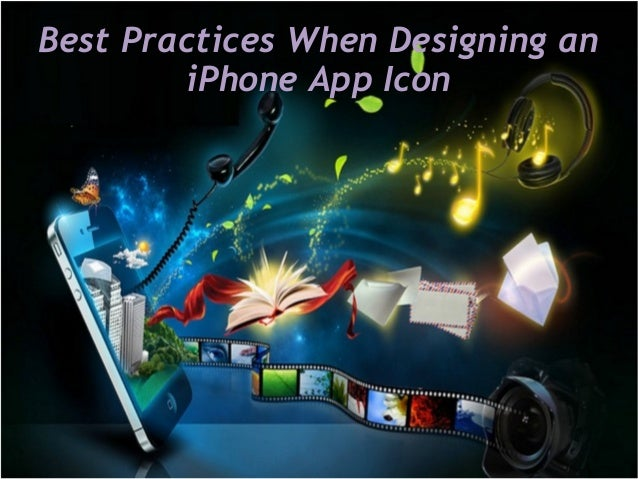Best Practices When Designing an iPhone App Icon