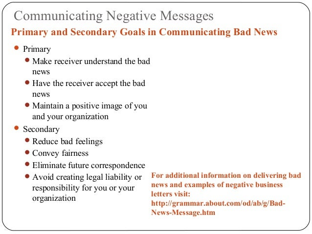 Good News Letter In Business Communication Examples. Writing ...