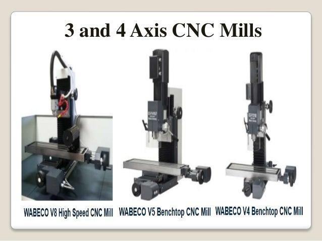 benchtop cnc machine