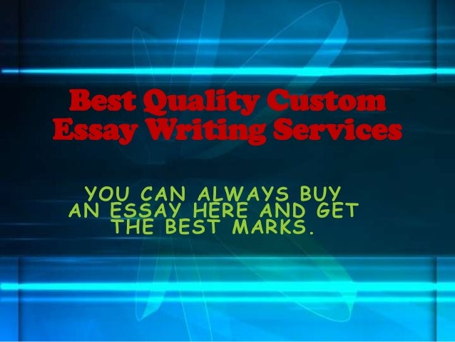 ... Custom Essay Writing Company! You Found the Best Custom Essay Writing
