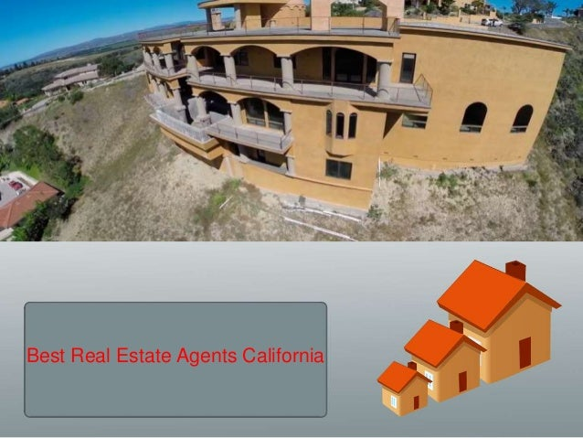 california real estate agents: