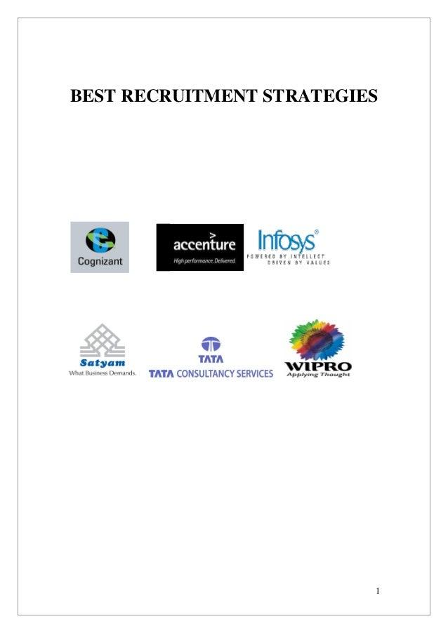 Best recruitment strategies