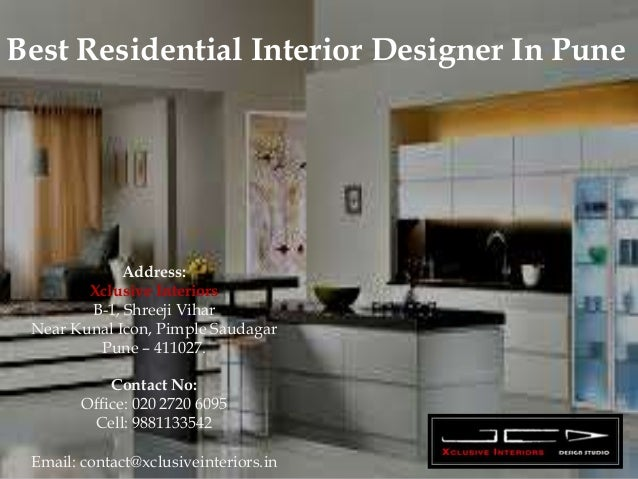 Best Residential Architect Pune