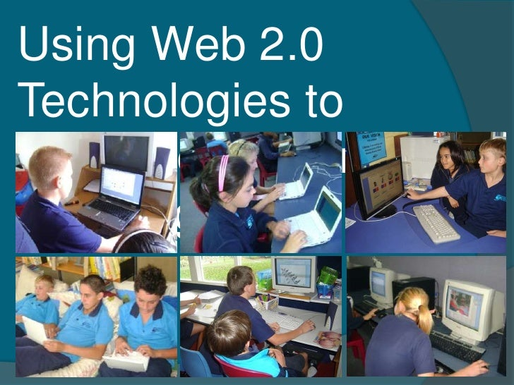 Using Web 2.0 Technologies to Enhance Student Learning<br />