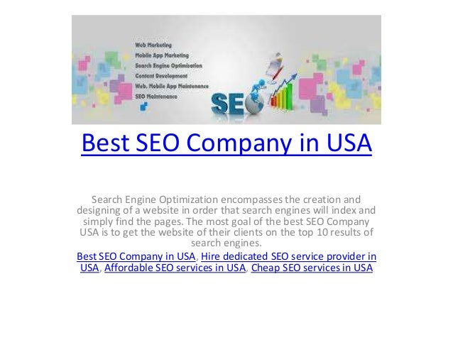 seo companies in us