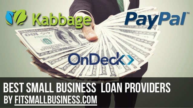 Best Small Business Loan Providers