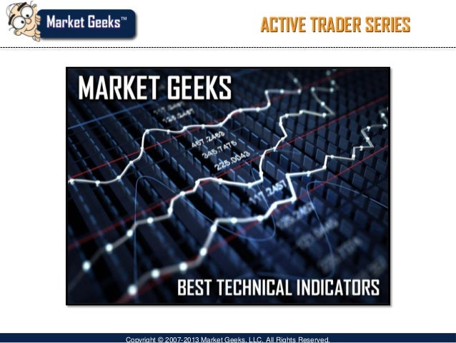 Best technical indicators for trading stocks