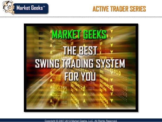 Best swing trading system for you video