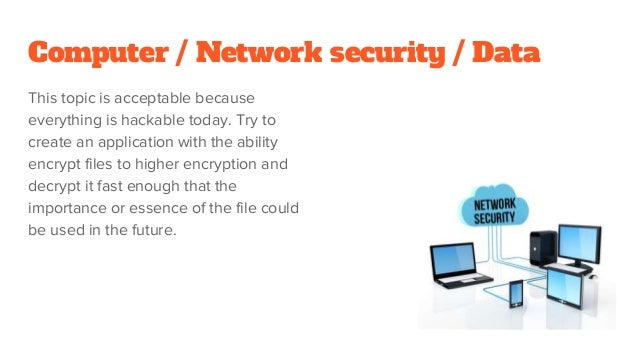 Network security research paper