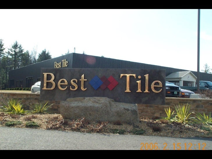 Best Tile Building Williston Vt