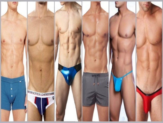 ABC Undergarments: Different Types of Men's Swimsuit