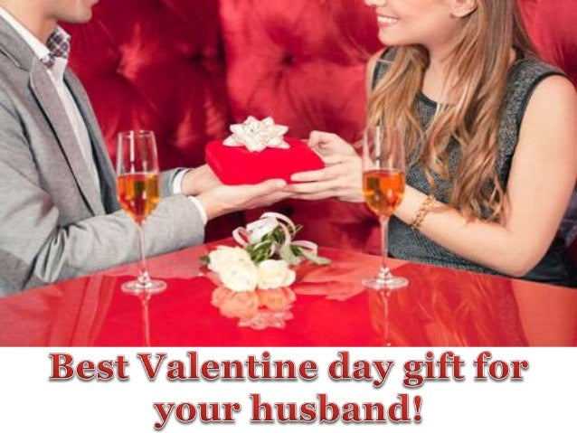 Best valentine day gift for your husband!