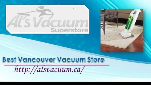 Best Vancouver Vacuum Store