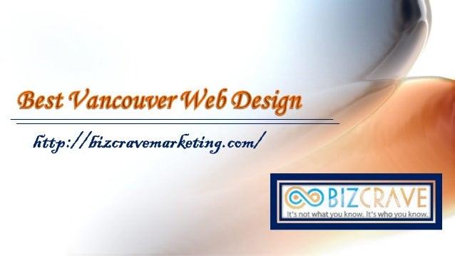 Best Vancouver Web Design