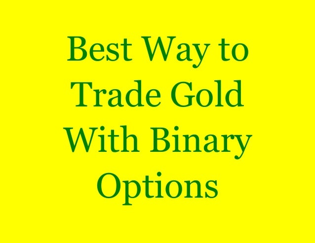15 minute binary options strategy pdf