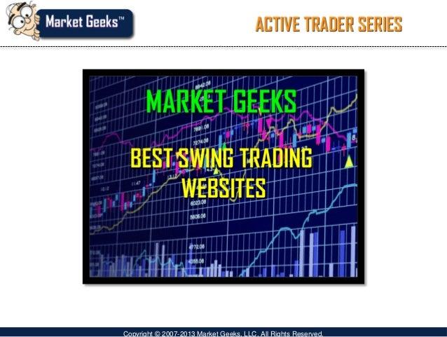 Best websites for active traders