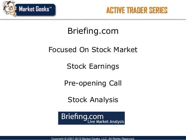 Pre market quotes