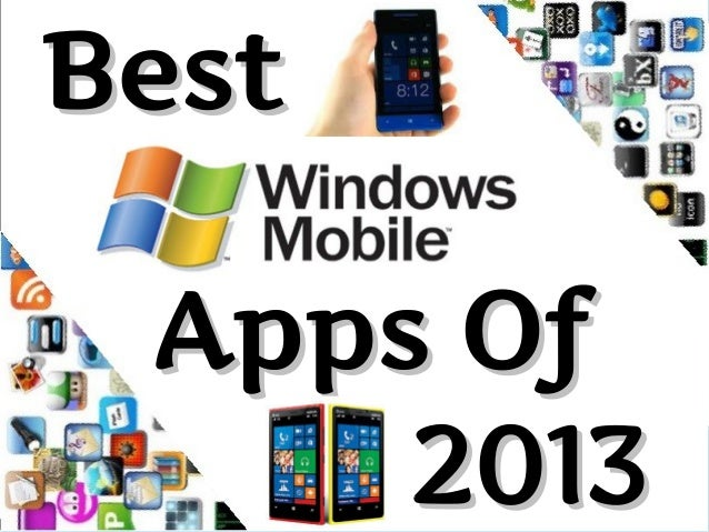 Best Apps Of 2013