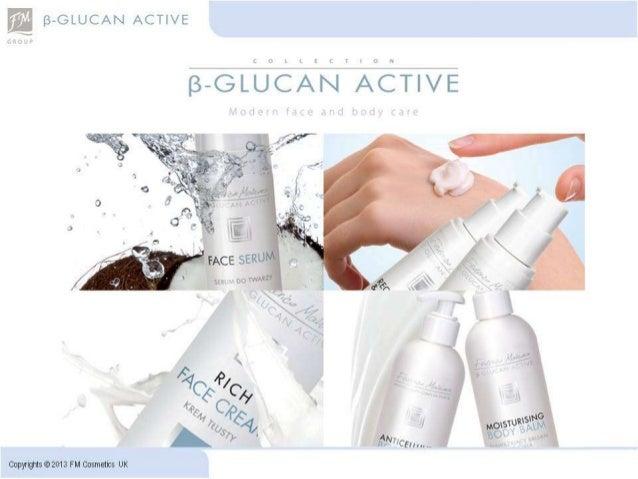 Beta Glucan-Presentation