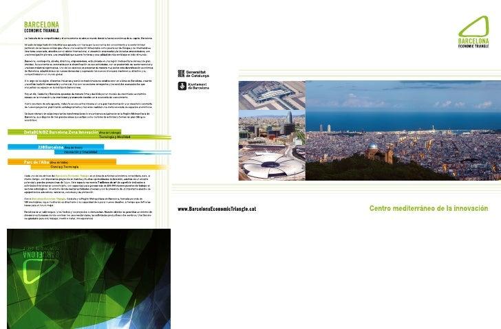DeltaBcn/BZ Barcelona Zona Innovación                                                      (Área del Llobregat)           ...