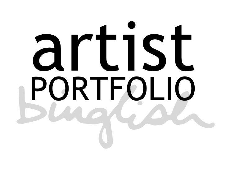 artist PORTFOLIO
