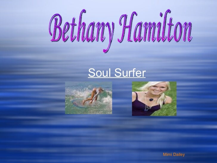 Bethay hamilton