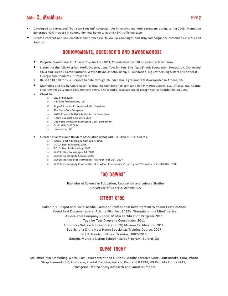 resume writing services in atlanta