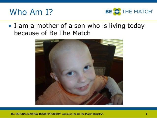 Beckham MacGillivray's Marrow Transplant Story