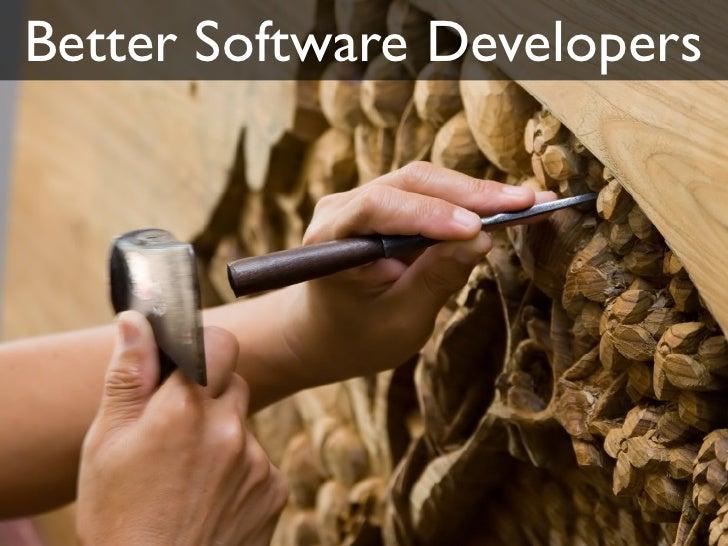 Better Software Developers