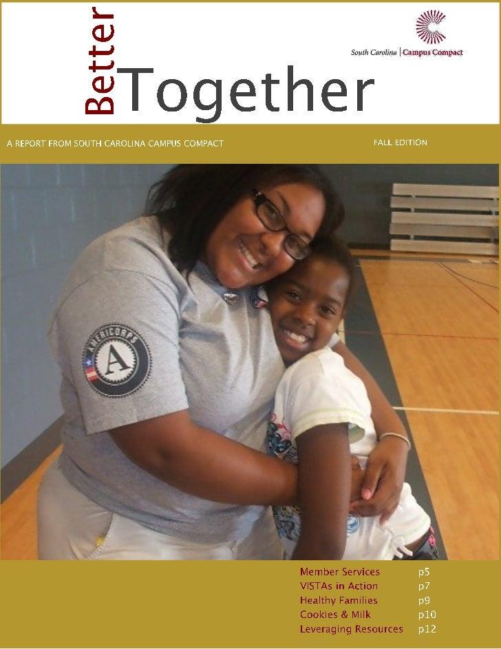 www.winthrop.edu/sccampuscompact   South Carolina Campus Compact 1