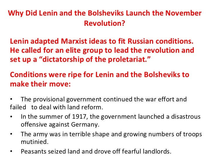 why did the russian revolution occur The 1905 revolution  peasants from southern russia who were renowned for their military skill  bbc history - russian revolution on the web.