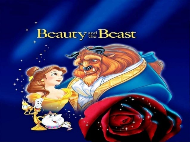 Beauty and the beast with twist
