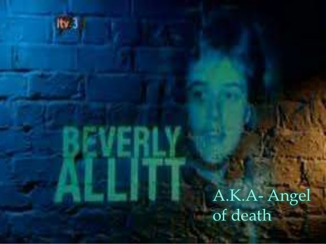 A.K.A- Angelof death
