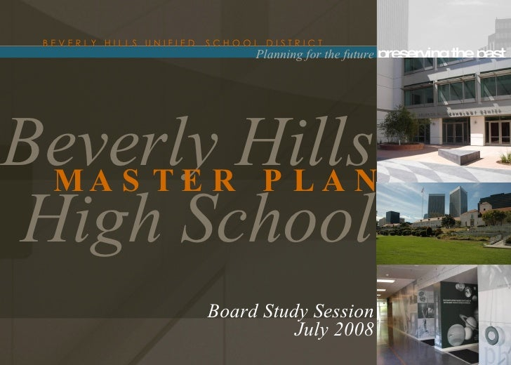Beverly Hills High School Study Session July 2008(1)