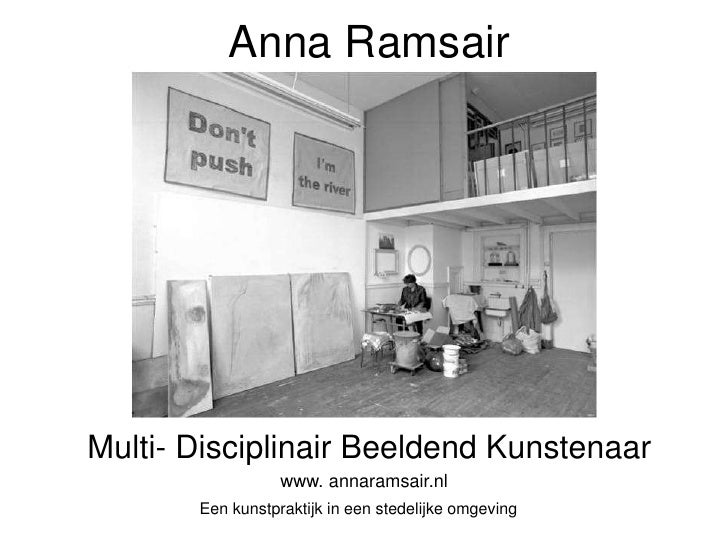 Who is Anna Ramsair?