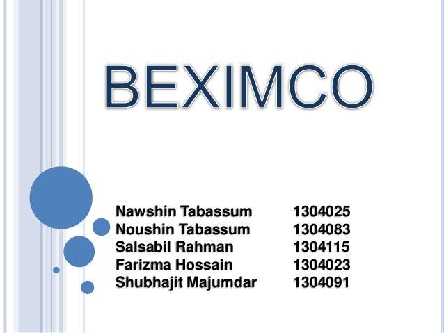 Beximco (bup)
