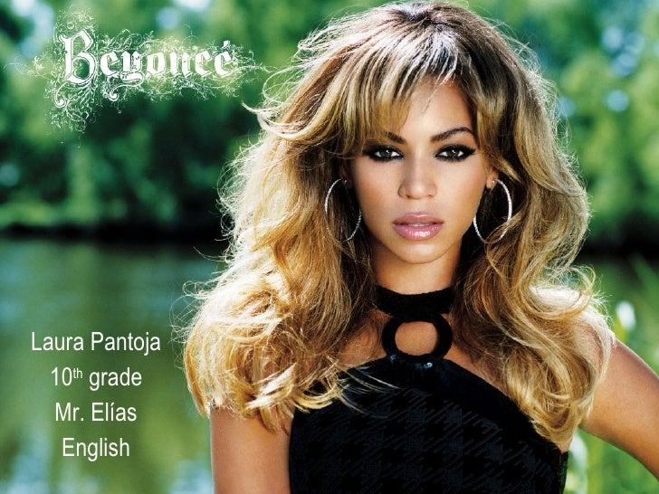 Beyoncé English Report!
